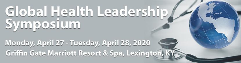 Global Health Leadership Symposium