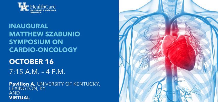 Inaugural Matthew Szabunio Symposium on Cardio-Oncology